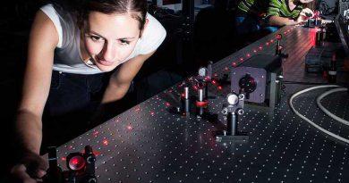 Laser & Lasertechnologie.