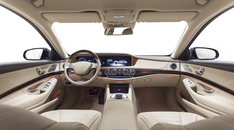 Innenraumkomponenten und Fahrzeuginnenausstattung.