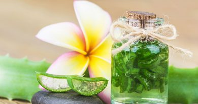 Aloe Vera - Beauty, Naturkosmetik und Schönheitspflege.