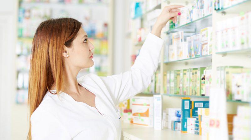 Apotheke - pharmazeutisches Fachgeschäft.