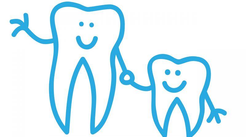 Gepflegte Zähne - Zahnmedizin, Hygiene und Zahnerhaltung.
