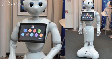 Pepper Roboter für Beratung – Einzelhandel 4.0?
