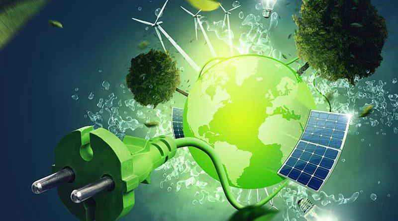 E-World, regenerative Energie, Umweltschutz, Green Energy.