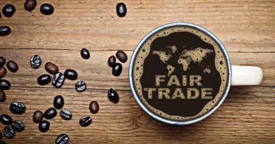 Fair Traide Handel - Gerechte, ethische Wirtschaft.