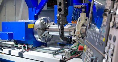 Industrial Automation - Industrielle Automatisierung, Robotertechnik.
