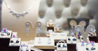 Luxuriöser Schmuck, Diamanten, Ohrringe, Uhren & Accessoires.
