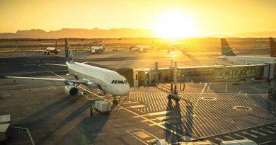 Flughafenausrüstung, Flughafenindustrie & Flughafenbau.