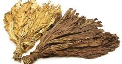 Tabakblätter, Rauchwaren, Zigarren, E-Zigaretten & Shishas.