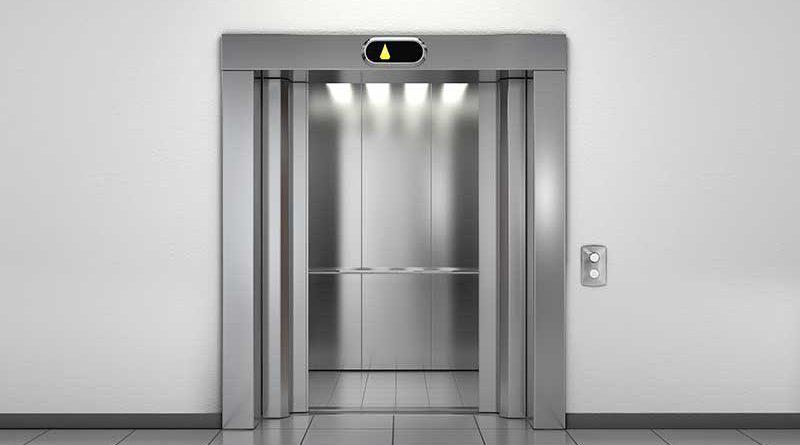 Aufzug- und Lifttechnologie.