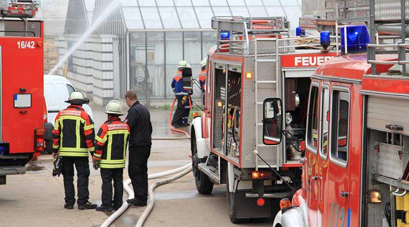 Sicherheit, Brandbekämpfung und Katastrophenschutz.