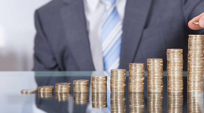 Finanzen und Geldanlagen und Investitionen.
