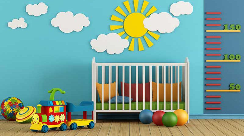 Kind & Jugend - Kinderzimmer, Babybett & Spielzeug.