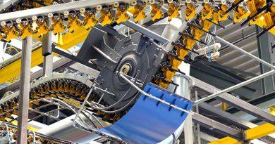 Produktions- und Montageautomatisierung.