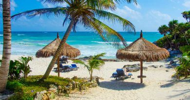 Urlaub, Reisen, Sonne, Strand & Meer.
