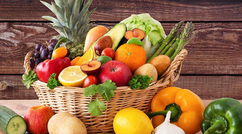 Logistik & Handel frischer Früchte.