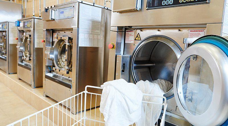 Textilpflege und -reinigung.