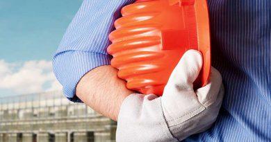 Arbeitsschutz, Betriebliche Sicherheit und Gesundheit.