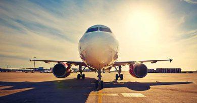 Flugzeuge, Flugsicherung & Flughäfen.