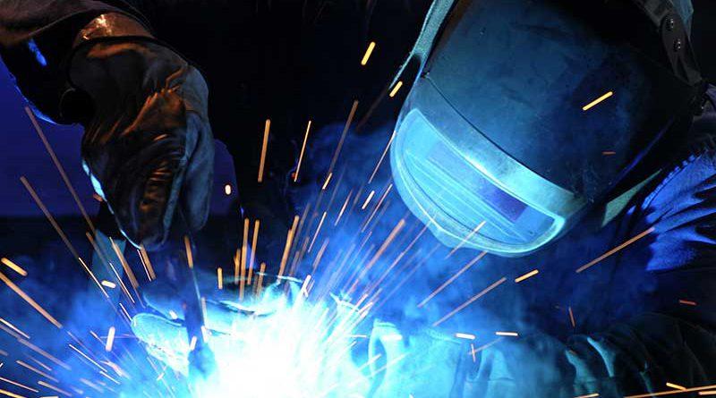 Blechbearbeitung und Blechindustrie.