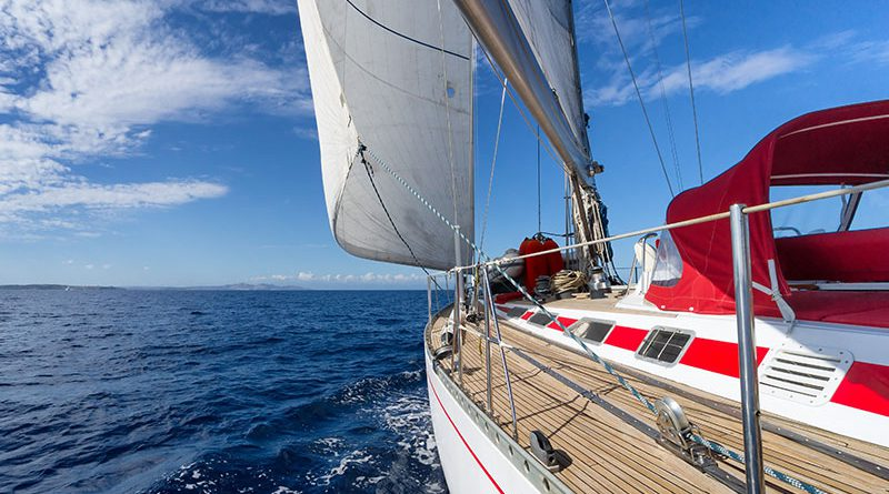 Bootsfahrten, Yachten und Segelschiffe.
