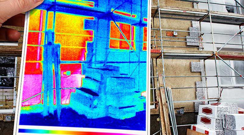 Clean Energy Building - energieeffiziente Immobilien und Häuser.