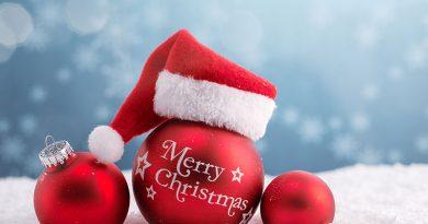 Christbaumkugeln, Weihnachten und Weihnachtsdeko.