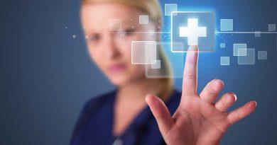 Gesundheitspflege & IT. Healthcare IT.
