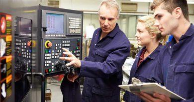 Qualitätsprüfung & Kontrolle zur Qualitätssicherung.