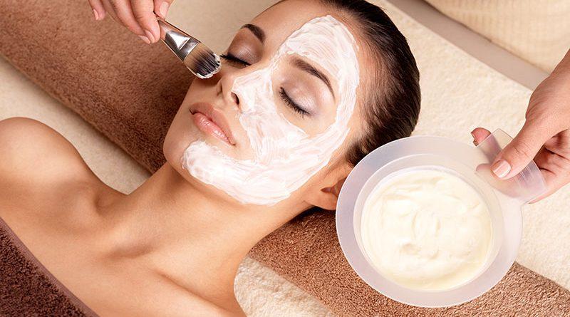 Schönheitsbehandlung, Kosmetik, Spa und Erholung.