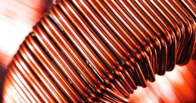 Kupferspulen, Spulenwicklung & Isolierung.