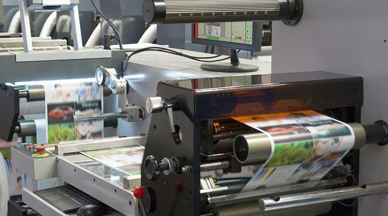 Printmedien - Papierdrucke, Web-to-Print.