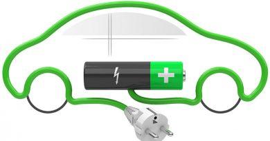 Batterien, Akkus und Energiespeichersysteme.