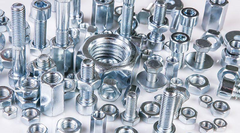 Eisenerzeugnisse und Metalle.