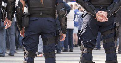 Sicherheitstechnik, -ausrüstung und Polizeibedarf.
