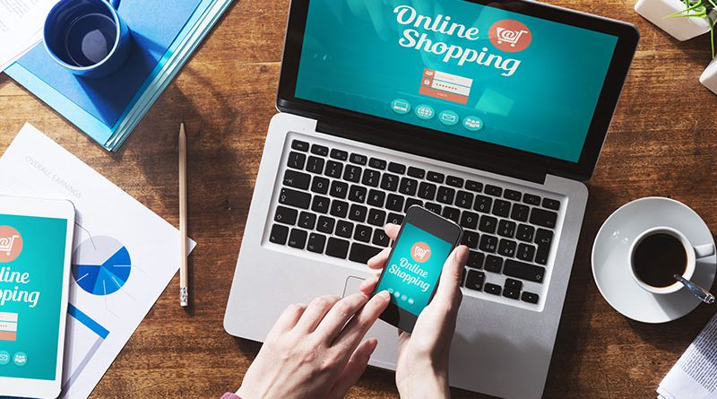 Online Shopping - Technologien im Einzelhandel.