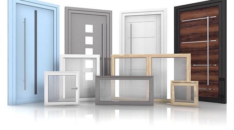 Fensterbau, Maschinen, Beschläge und Sicherheitstechnik.