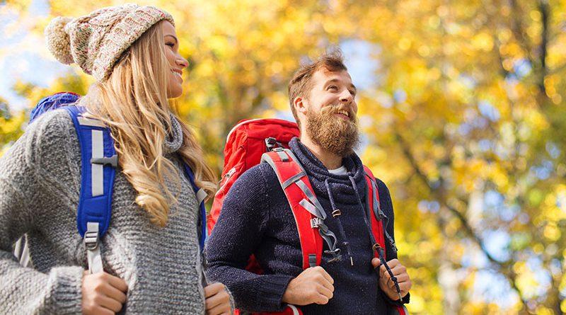Wandern - Freizeit, Reisen und Erholung.