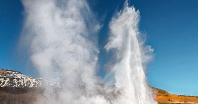 Geothermie - natürliche Energieressourcen.
