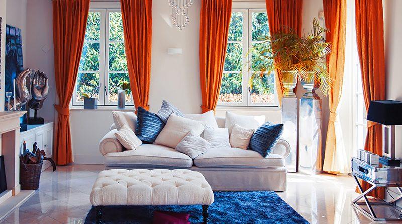Wohndeko, Möbel und Einrichtung.