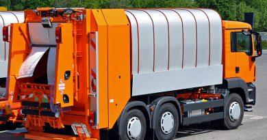 Müllabfuhr - Umweltechnologien.
