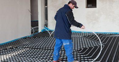 Gebäudetechnik - Sanitär, Heizung und Klima.