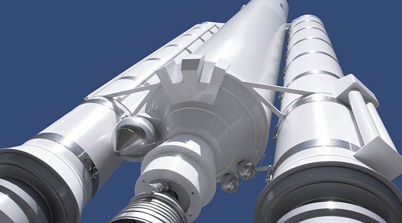 Luft- und Raumfahrttechnologie.