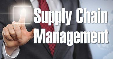 Supply Chain Management - Wertschöpfungs- und Lieferkette.