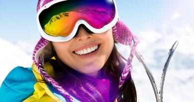Sportfashion, Ausrüstung für Snowboard und Skisport.