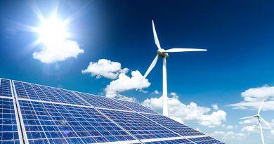 Neue Energie - Grüne Energie - Solarstrom und Photovoltaik.