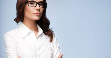 Scharf Sehen - Optik, Sehstärke, Gläser und Brillenfassungen.