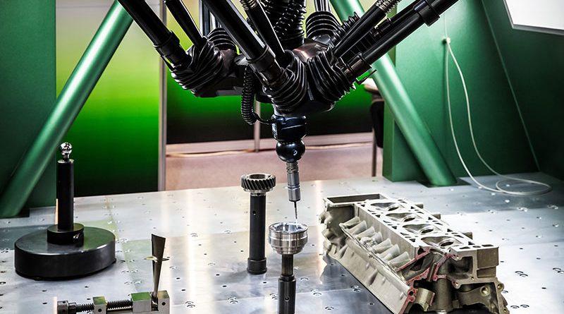 Oberflächentechnik & Teilereinigung.