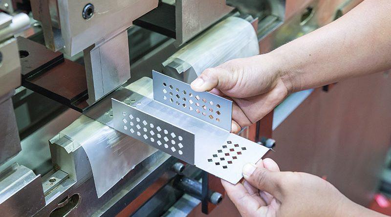Mikrosystemtechnische Bauteile oder Komplettgeräte - Stanztechnik.