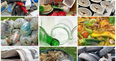 Umwelttechnik - Luftreinhaltung, Trinkwasserver- und Abwasserentsorgung, Recycling.