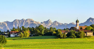 Allgäuer Festwoche in Bayern